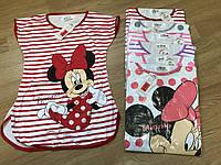 Пижамы детские для девочек 4-9 лет