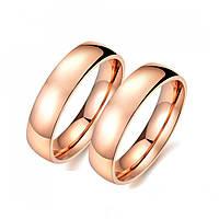 Парные кольца Новые Обручальные позолота обручки