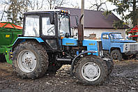 Аренда трактора МТЗ 1221.2 для посева.
