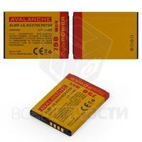 Батарея Avalanche для мобильного телефона LG ALMP-P-LG.KG270CP0720, (Li-ion 3.7V 750mAh)