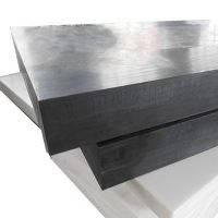 Капролон (полиамид) графитонаполненный лист 10мм.