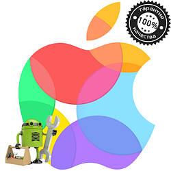 Замена дисплеев (экранов) на плашетах Apple