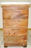 1)Улей на 10 рамок Рута из липы ( проваренный в растительном масле) с фальцами