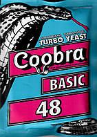 Спиртові дріжджі  Coobra Basic 48