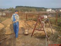 Колодец выкопать Гребенки