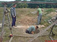 Колодец выкопать  Глеваха