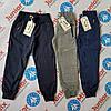 Подростковые трикотажные спортивные штаны на мальчика  F&D