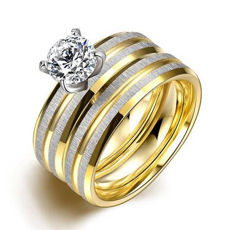2e0ea39481f21f Парные кольца из нержавеющей медицинской стали