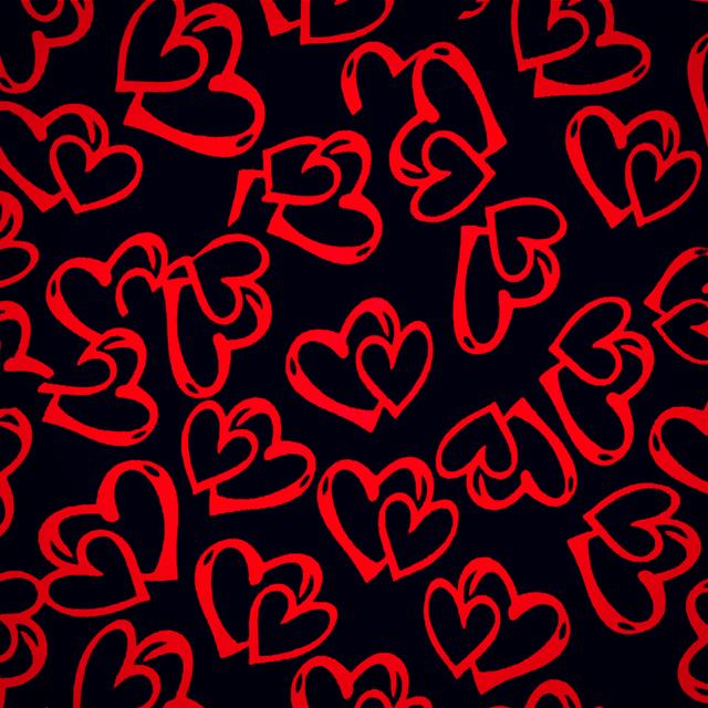 ткань 1601 сердца