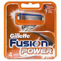 Картриджи Gillette Fusion Power 4's (четыре картриджа в упаковке), фото 1