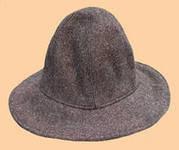 Шляпа суконная для сталевара
