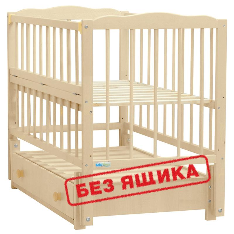 Кроватка Baby Sleep - Aurora Naturholz