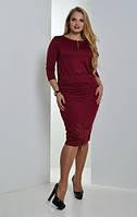 Женские демисезонные платья размеры 42-74