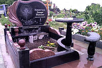 Надгробие из гранита  П - С 93