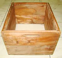 Корпус для улья на 10 рамок Дадан 300мм (липа) проваренный в раст. масле  с фальцами