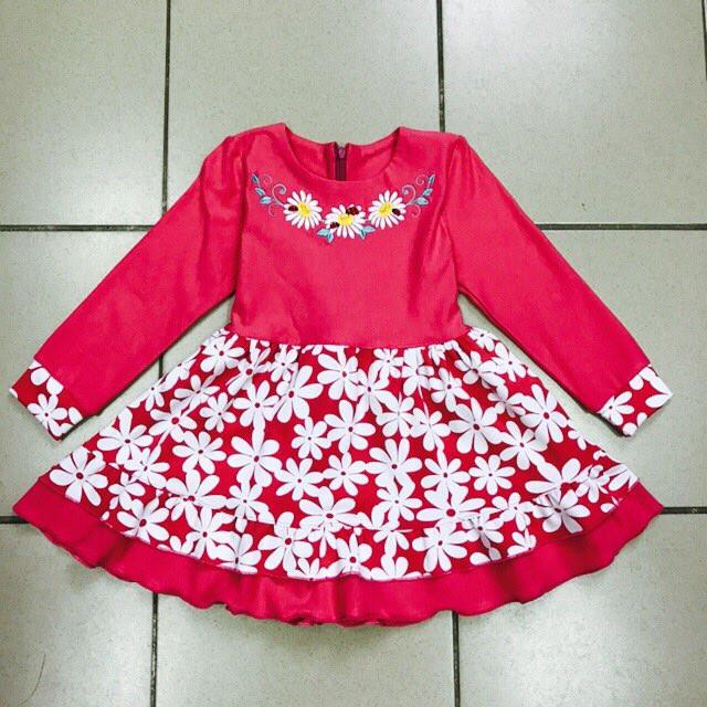 Детское Платье для девочек оптом р.98-104-110-116