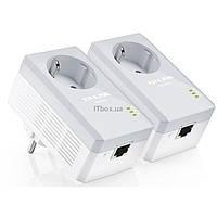 Адаптер Powerline TP-Link TL-PA4010P KIT