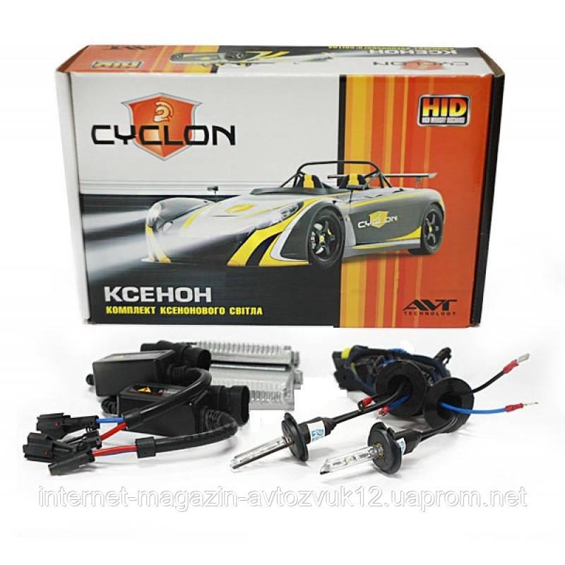 Ксенон Cyclon Slim 35W Н4 4300K Xenon