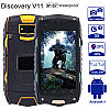 Оригинальный  Discovery V11 4 дюйма, 4 Гб, 8 Мп, 2 сим, защита IP68.
