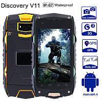 Оригинальный  Discovery V11 4 дюйма, 4 Гб, 8 Мп, 2 сим, защита IP68., фото 1