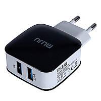 Зарядное устройство USB 2-Port MUJU