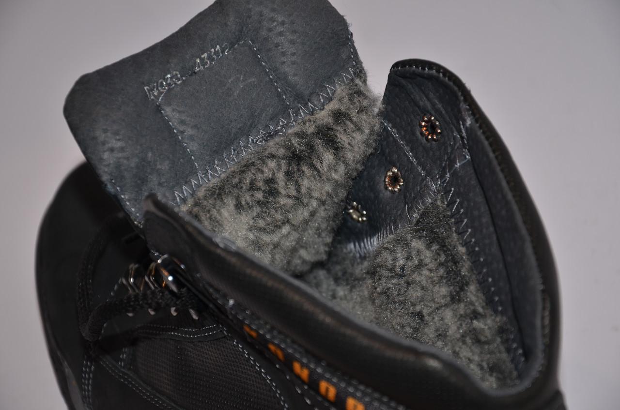 Мужские кожаные ботинки KONORS  продажа, цена в Каменском. ботинки ... 207a043ed36