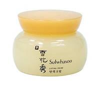 Крем для лица укрепляющий контуры Sulwhasoo Essential Firming Cream EX 5 мл, фото 1