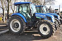 Аренда трактора New Holland T5,110 для посева.