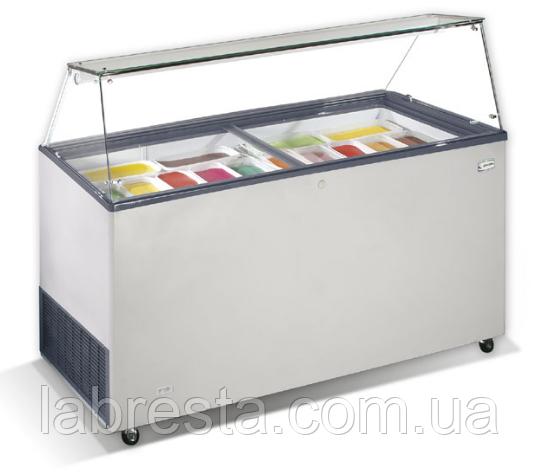 Ларь для мягкого мороженого CRYSTAL VENUS 56