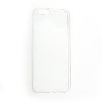 Силиконовый чехол для Apple iPhone 6 Plus прозрачный (ультратонкий)