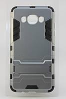 Чехол-накладка HONOR Hard Defence Series Samsung J710 (J7-2016) Space Gray, фото 1