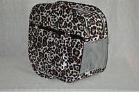 Сумка Сильвер-леопард для переноски мелких животных