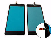 Тачскрин для Microsoft 535 Lumia Dual Sim (CT2S1973FPC-A1-E), чёрный, оригинал (Китай)