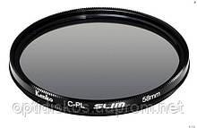 Світлофільтр Kenko MC 58mm C-PL SLIM