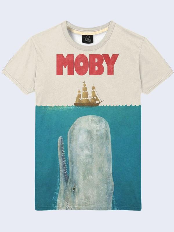 Футболка Moby