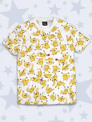 Детская футболка Pokemon Pikachu, фото 2