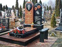 Памятник из гранита  П - С 103