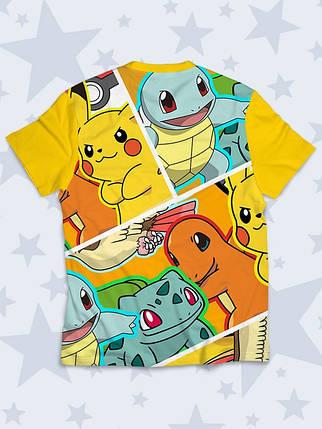 Детская футболка Pokemons, фото 2
