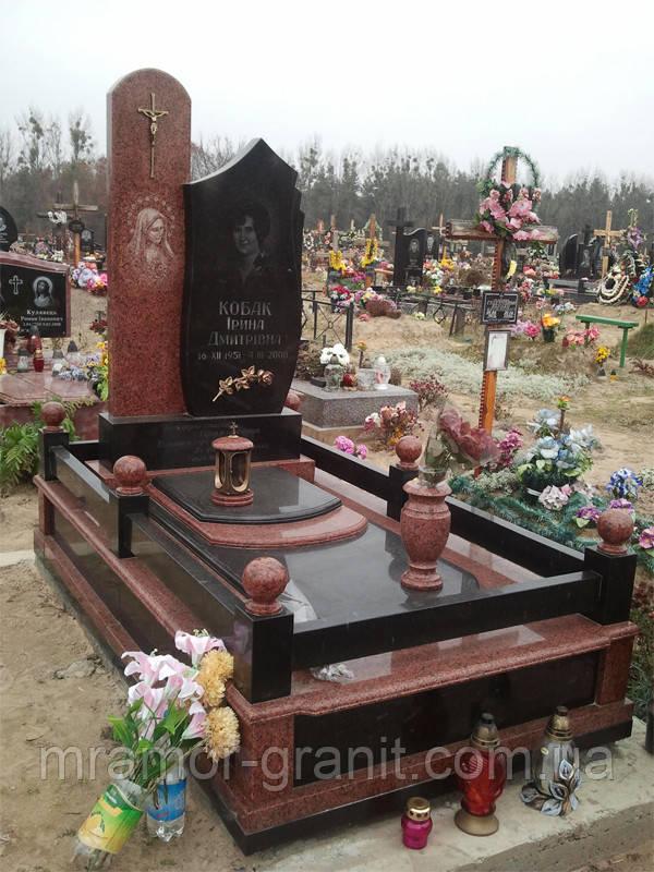 Памятник из гранита  П - С 104