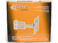 Кронштейн для телевизора на стену поворотный Nokasonic NK 5044LCD, для плазменных и ЖК телевизоров