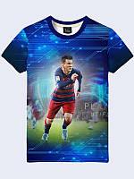 Футболка Footballer Messi