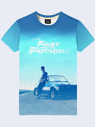 Футболка The Fast and the Furious, фото 2