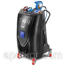 Автоматична установка для заправки і обслуговування кондиціонерів автомобілів KONFORT 744 CO2