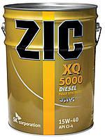 ZIC XQ 5000 15W-40 (20л)