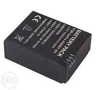 Аккумуляторная батарея для экшн камеры GoPro Hero 3  1600 мАч