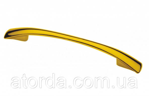 Ручка мебельная Ozkardesler 5076-05 SEMBOL 128мм Желтый