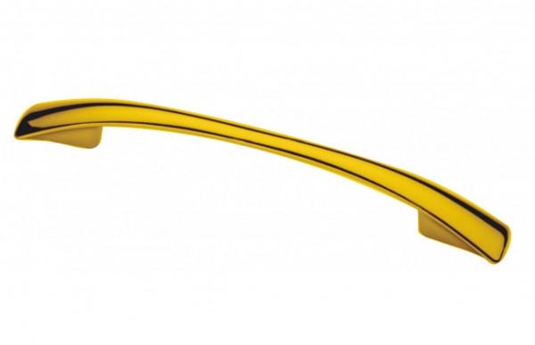 Ручка меблева Ozkardesler 5076-05 SEMBOL 128мм Жовтий
