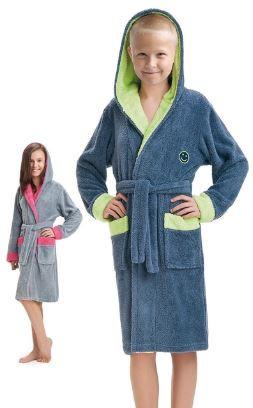 Флисовый халат для девочки.Польша.Dorota fr-147