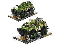 Военная машина БТР 388-22-23, инерционная, 31 см, 2 вида, в слюде 36*18*17 см, прекрасный подарок мальчишке