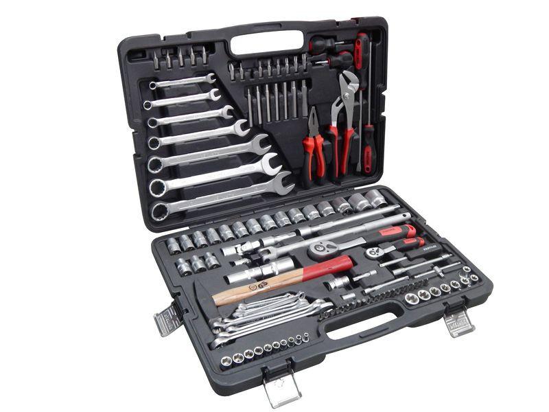Набор инструмента PARTNER PA40118 (118 предметов)
